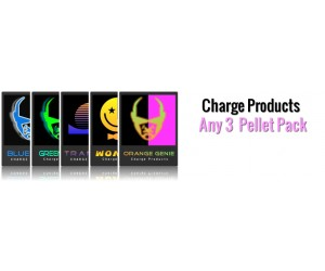 Any 3 Special Pellet Pack