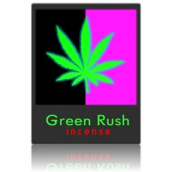 Green Rush incense