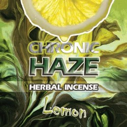 Chronic Haze Lemon Incense
